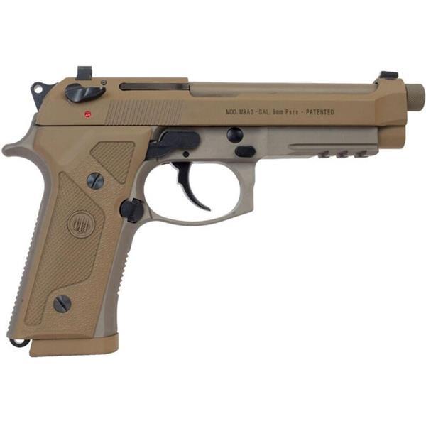 Beretta M9A3G 92 9mm Luger Pistol