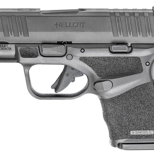 Springfield Hellcat 9mm Black Micro Compact Pistol (10-Round Model)
