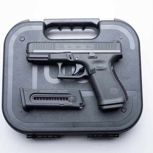glock 44 handgun