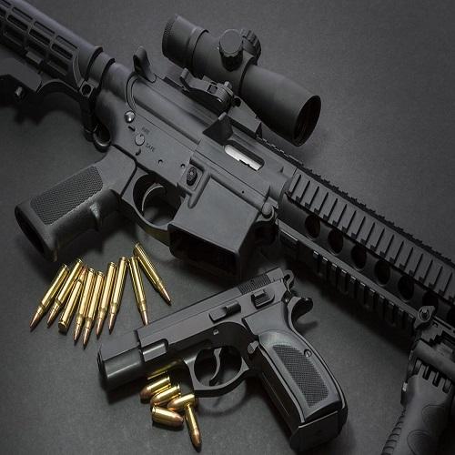 semi automatic rifles